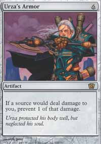 Urza's Armor - 8th Edition