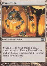 Urza's Mine - 8th Edition