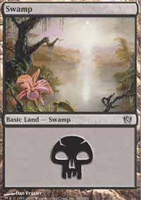 Swamp 3 - 8th Edition