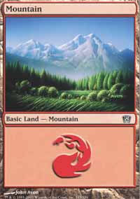 Mountain 1 - 8th Edition