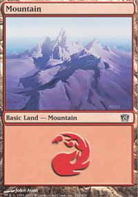 Mountain 2 - 8th Edition