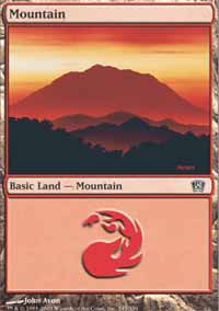Mountain 3 - 8th Edition