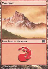 Mountain 4 - 8th Edition