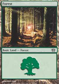 Forest 1 - 8th Edition