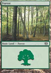 Forest 3 - 8th Edition
