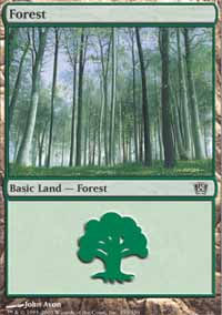 Forest 4 - 8th Edition