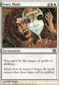 Ivory Mask - 9th Edition