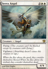 Serra Angel - 9th Edition