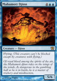 Mahamoti Djinn - 9th Edition