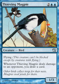 Thieving Magpie - 9th Edition