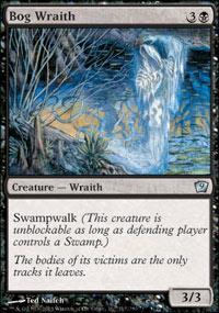 Bog Wraith - 9th Edition