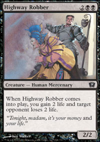 Highway Robber - 9th Edition