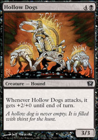 Hollow Dogs - 9th Edition