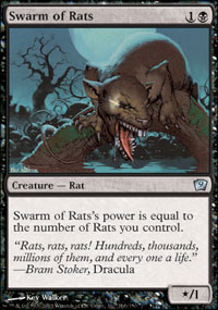 Swarm of Rats - 9th Edition