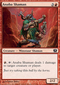 Anaba Shaman - 9th Edition