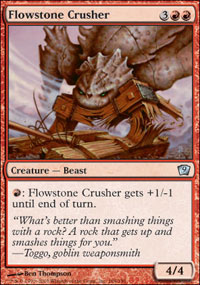 Flowstone Crusher - 9th Edition