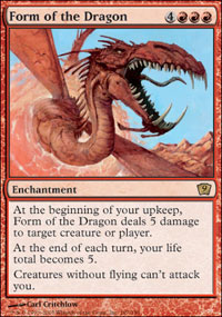Form of the Dragon - 9th Edition