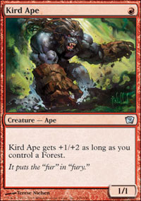 Kird Ape - 9th Edition
