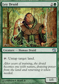 Ley Druid - 9th Edition
