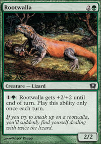Rootwalla - 9th Edition