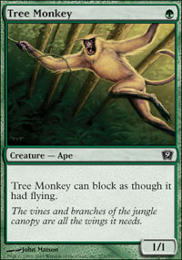 Tree Monkey - 9th Edition
