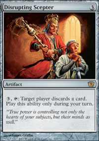 Disrupting Scepter - 9th Edition