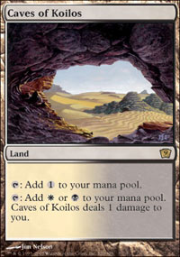 Caves of Koilos - 9th Edition