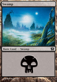 Swamp 1 - 9th Edition