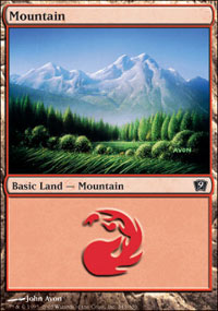 Mountain 1 - 9th Edition