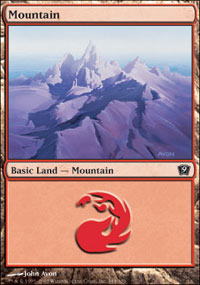 Mountain 2 - 9th Edition