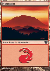 Mountain 3 - 9th Edition