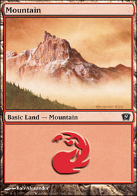 Mountain 4 - 9th Edition