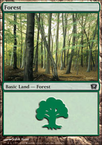 Forest 3 - 9th Edition