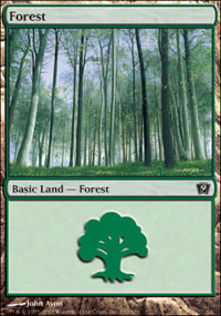 Forest 4 - 9th Edition