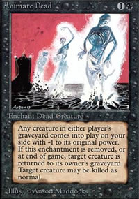 Animate Dead - Unlimited