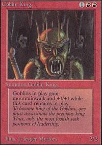 Goblin King - Unlimited