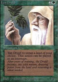 Ley Druid - Unlimited