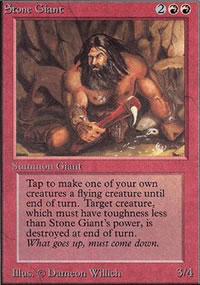 Stone Giant - Unlimited
