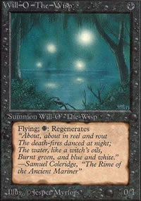 Will-o'-the-Wisp - Unlimited