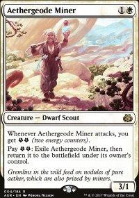 Aethergeode Miner - Aether Revolt