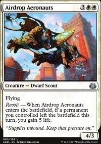 Airdrop Aeronauts - Aether Revolt