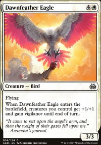 Dawnfeather Eagle - Aether Revolt