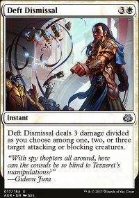 Deft Dismissal - Aether Revolt