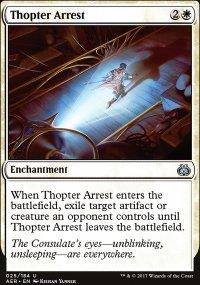 Thopter Arrest - Aether Revolt