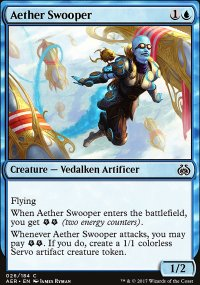 Aether Swooper - Aether Revolt