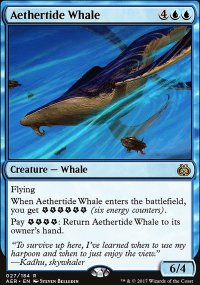 Aethertide Whale - Aether Revolt