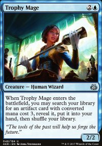 Trophy Mage - Aether Revolt