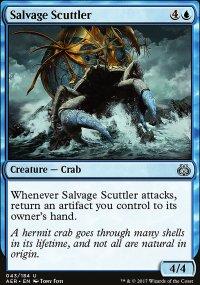 Salvage Scuttler - Aether Revolt