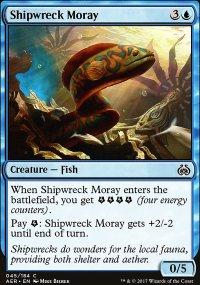 Shipwreck Moray - Aether Revolt