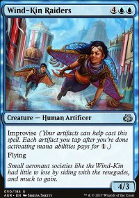Wind-Kin Raiders - Aether Revolt